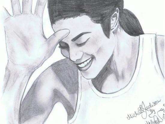 Michael Jackson par GiveAchill